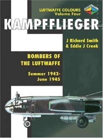 Kampfflieger Bombers Vol. 4 (Luftwaffe Colours): Eddie Creek