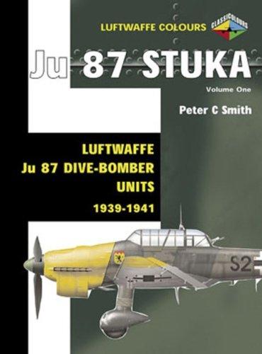 9781903223697: Stuka: Luftwaffe Ju 87 Dive-Bomber Units 1939-1941