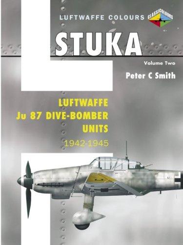 Stuka, Luftwaffe Colours, Volume Two: Luftwaffe Ju: Smith, Peter C.