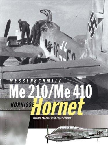 9781903223727: Messerschmitt Me 210/Me 410 Hornet