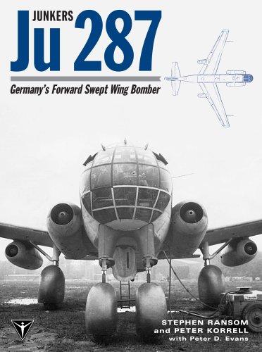 9781903223925: Junkers Ju 287: Germany's Forward Swept Wing Bomber