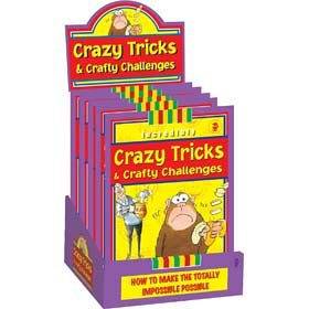 9781903230152: Crazy Tricks and Crafty Challenges