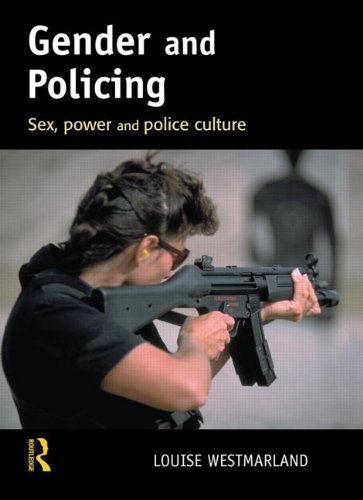 9781903240700: Gender and Policing: Sex, Power and Police Culture