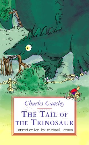 The Tail of the Trinosaur (1903252237) by Causley, Charles