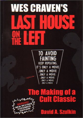 Wes Craven's last house on the left