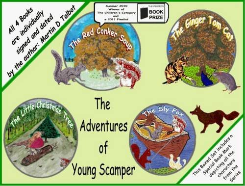9781903256404: The Adventures of Young Scamper