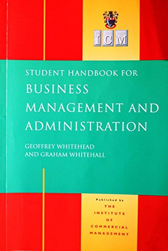 9781903260005: Business Management and Administration