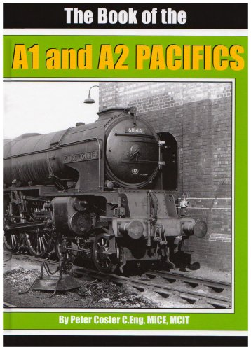 The Book of the A1 and A2 Pacifics: Coster, Peter