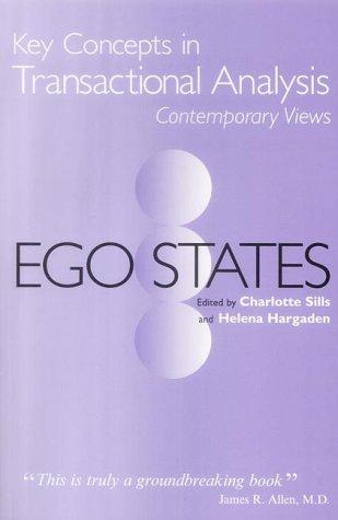 9781903269053: Ego States (Key Concepts in Transactional Analysis)