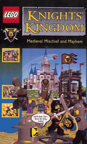 Knights' Kingdom: Lego Comic Books: Malcolm Fergusson