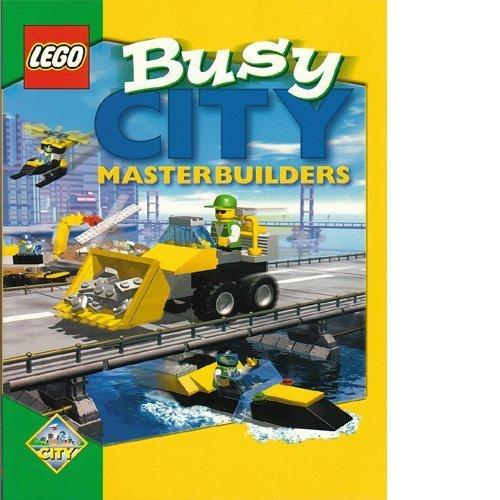 9781903276136: Busy City (Lego Masterbuilders)