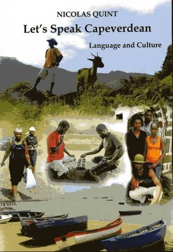 9781903292327: Let's Speak Cape Verdean: Language and Culture