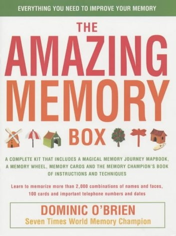 9781903296301: The Amazing Memory Box: Everything You Need to Improve Your Memory