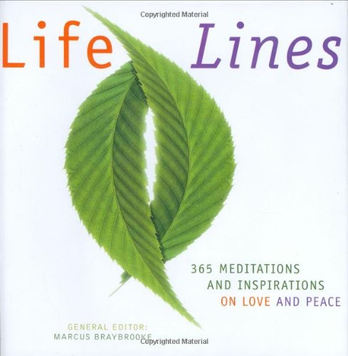 9781903296844: Life Lines: 365 Meditations and Inspirations on Love and Peace