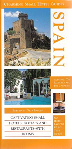9781903301289: Spain (Charming Small Hotel Guides)