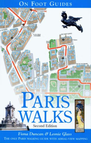 9781903301456: Paris Walks (On Foot Guides) (On Foot Guides)