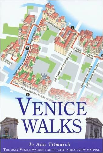9781903301524: Venice Walks
