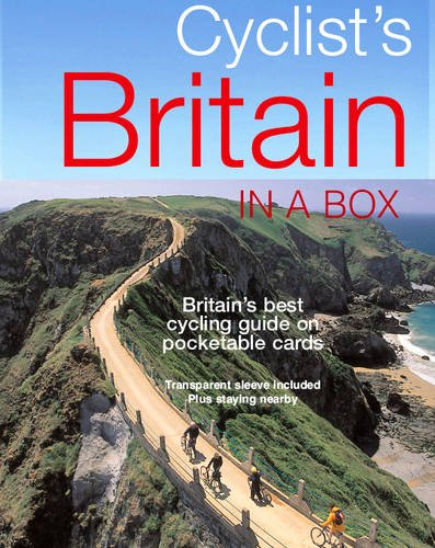 9781903301609: Cyclist's Britain in a Box: Britain's Best Cycling Guide on Pocketable Cards (In a Box 4)
