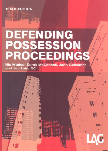 Defending Possession Proceedings: Nic Madge, Derek