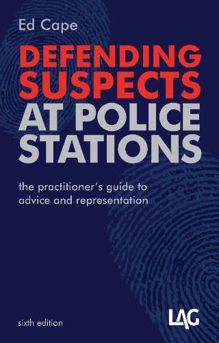 9781903307830: Defending Suspects at Police Stations