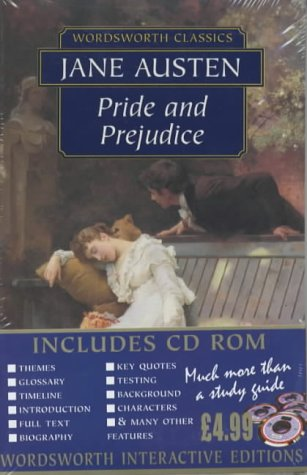 Pride and Prejudice [With CDROM] (Wordsworth Hardback: Jane Austen
