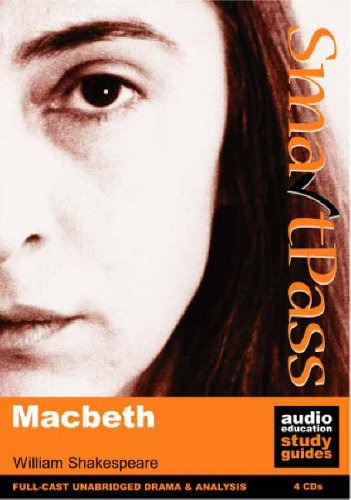 "9781903362075: ""Macbeth"": SmartPass Audio Education Study Guides"