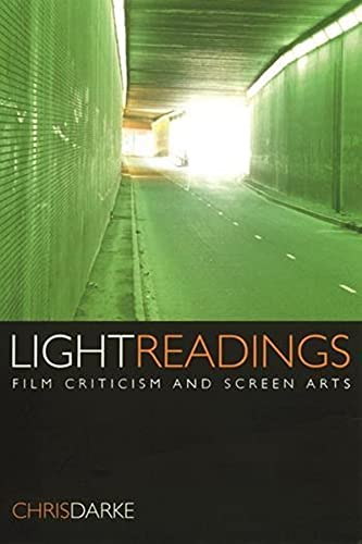 9781903364079: Light Readings: Film Criticism and Screen Arts
