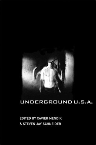 9781903364499: Underground U.S.A.: Filmmaking Beyond the Hollywood Canon