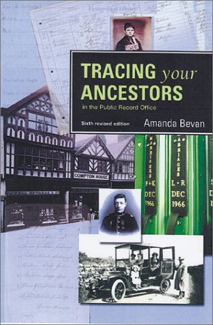 9781903365342: Tracing Your Ancestors in the Public Record Office: 6th Edition (Public Record Office Handbooks, No. 19)