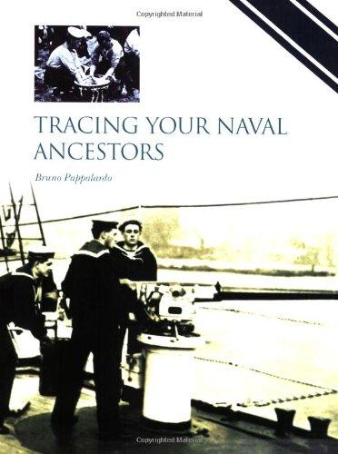 9781903365373: Tracing Your Naval Ancestors