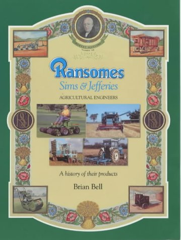 9781903366158: Ransomes Sims & Jefferies: Agricultural Engineers