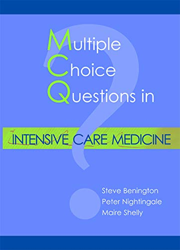 9781903378649: Multiple Choice Questions in Intensive Care Medicine