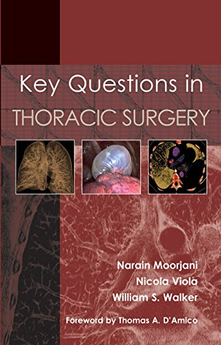 9781903378861: Key Questions in Thoracic Surgery.