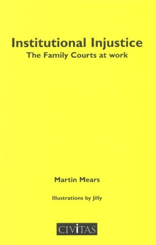 9781903386484: Institutional Injustice: The Family Courts at Work