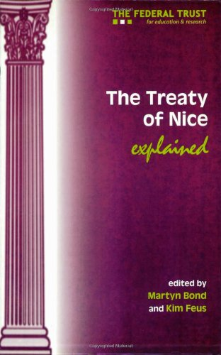The Treaty of Nice: Bond, Martyn, Feus, Kim