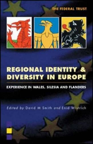 9781903403877: Regional Identity and Diversity in Europe: Experience in Wales, Silesia and Flanders