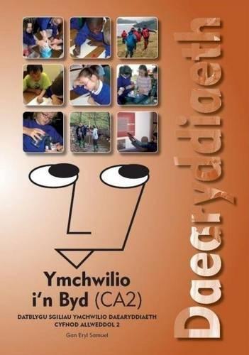 Daearyddiaeth - Ymchwilio I n Byd (CA2) (Paperback): Eryl Samuel