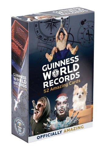 9781903413302: NOUVEAU ! 52 Record du monde Guinness cartes à jouer - 2013