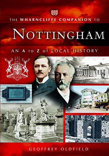 Nottingham: an A-Z of Local History (Paperback): Geoffrey Oldfield