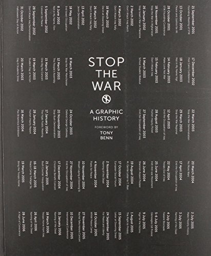 Stop the War: A Graphic History: Gollentz, Marie
