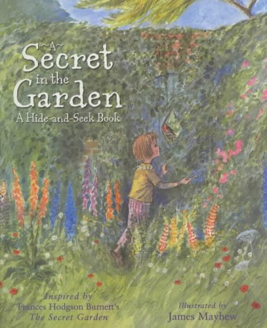 9781903434581: A Secret in the Garden