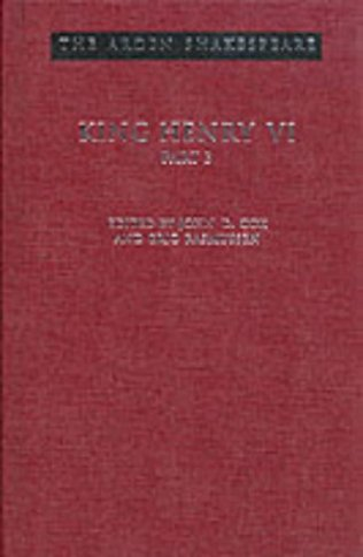 9781903436301: King Henry VI: Pt. 3 (The Arden Shakespeare)