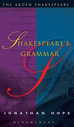 9781903436363: Shakespeare's Grammar (Arden Critical Texts)