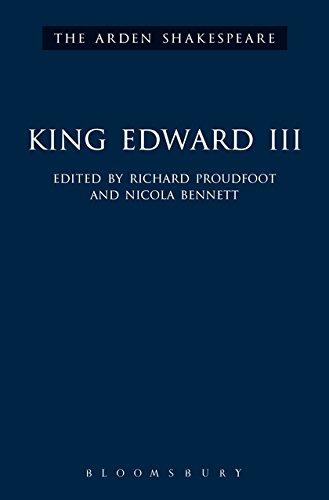 9781903436370: King Edward III: Third Series (The Arden Shakespeare Third Series)