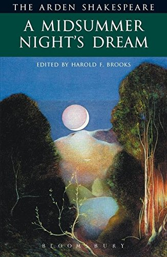 9781903436608: A Midsummer Night's Dream (Arden Shakespeare: Second Series)