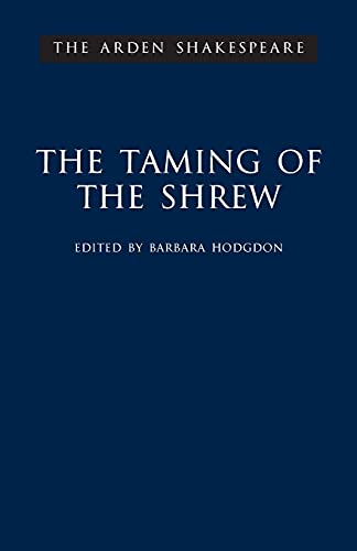 9781903436929: The Taming of The Shrew: Third Series (Arden Shakespeare)