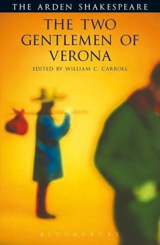 The Two Gentlemen of Verona (Arden Shakespeare: Third Series) (9781903436950) by William Shakespeare