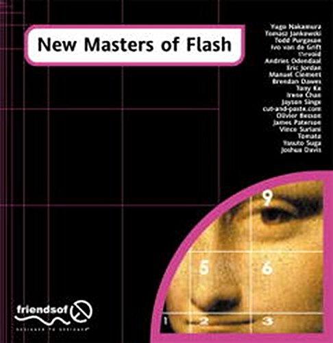New Masters of Flash (Book & CD-Rom: Yugo Nakamura, Joshua