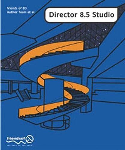 Director 8.5 Studio: Christopher Robbins; Alan
