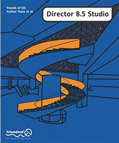 9781903450697: Director 8.5 Studio: with 3D, Xtras, Flash and Sound